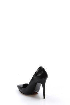 Fast Step Siyah Rugan Kadın Stiletto Ayakkabı 629za005-1888 1
