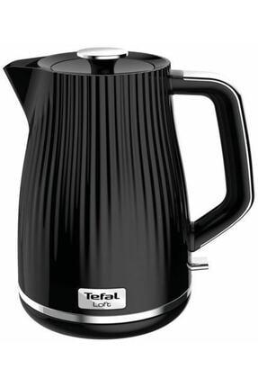 TEFAL Loft 1.7 L Siyah Kettle 0