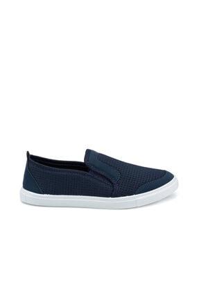 Polaris Kadın Lacivert Slip On Ayakkabı 100507886 1