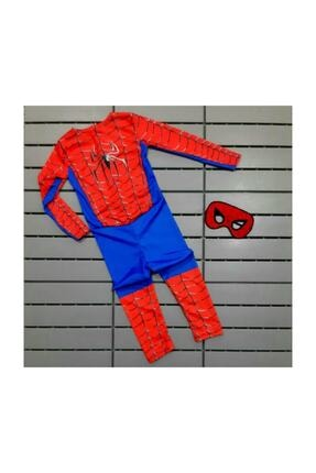 Tarzkids Örümcek Adam Kostümü 0