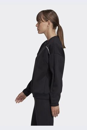 adidas Kadın Günlük Giyim Sweatshirt W Zne Crew Gm3291 1