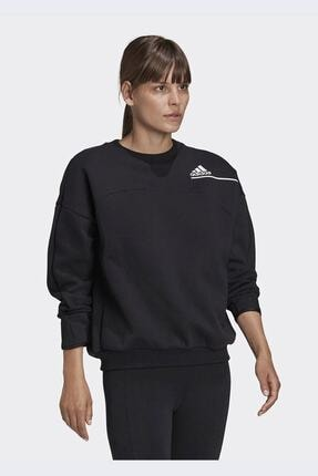 adidas Kadın Günlük Giyim Sweatshirt W Zne Crew Gm3291 3