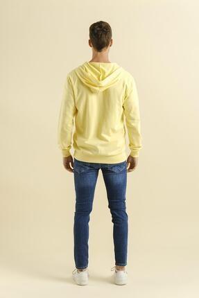Oksit Lgg Eza Fermuarlı Kapüşonlu Sweatshirt 2