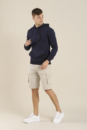 Oksit Edgar Pamuklu Slim Fit Sweatshirt 1