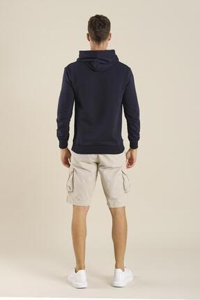 Oksit Edgar Pamuklu Slim Fit Sweatshirt 4