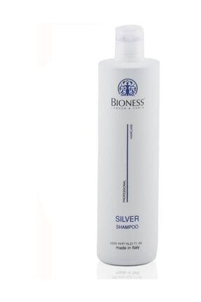 Bioness Anti Sarı Silver Şampuan (Mor Şampuan) 1000ml Italy Formulation 0