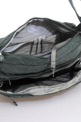Smart Bags Smbk1056-0005 Haki Kadın Çapraz Çanta 3