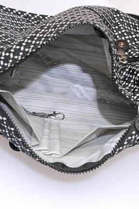 Smart Bags Smb1128-0127 Siyah/beyaz Kadın Çapraz Çanta 3