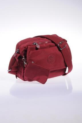 Smart Bags Smb1172-0021 Bordo Kadın Çapraz Çanta 1