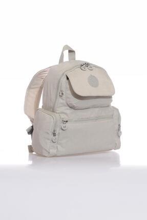 Smart Bags Smb3077-0083 Ice Gri Kadın Sırt Çantası 1