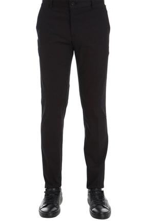 Efor P 1058 Slim Fit Siyah Spor Pantolon 2