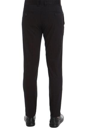 Efor P 1058 Slim Fit Siyah Spor Pantolon 3