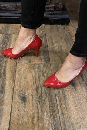 ByErz Kadın Topuklu Ayakkabı 0