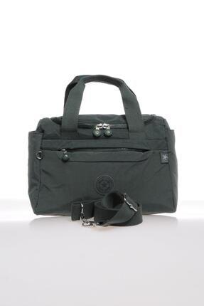 Smart Bags Smb1242-0005 Haki Kadın Spor Çantası 0