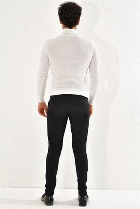 Efor P 1070 Skınny Siyah Spor Pantolon 3