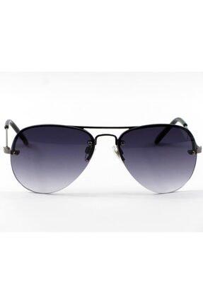 Paco Loren Paco Loren Erkek Güneş Gözlüğü Çerçevesiz Damla Siyah Pl1043s 1