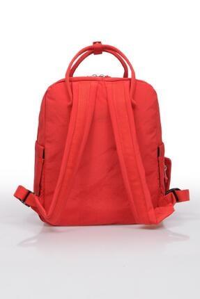 Smart Bags Kırmızı Kadın Sırt Çantası Smb1220 2