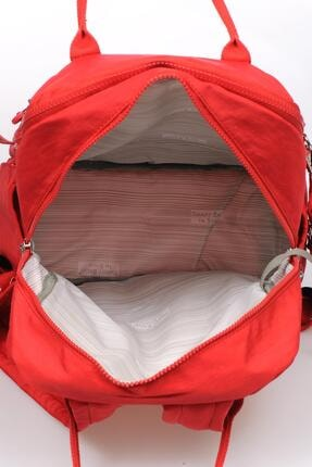 Smart Bags Kırmızı Kadın Sırt Çantası Smb1220 4