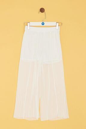 Picture of Kız Çocuk Beyaz Pantolon