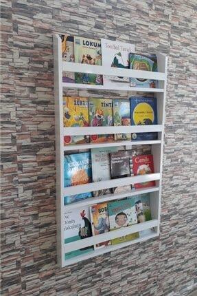 decomira Montessori Çocuk Odası Eğitici Kitaplık 2