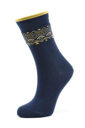 Style Kadın Pamuklu Soket Çorabı | Sb5263 0