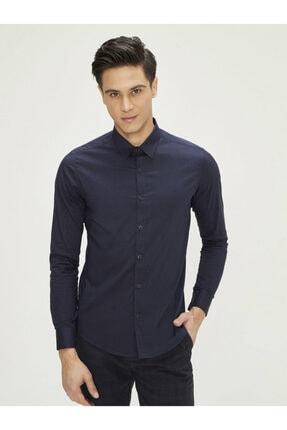 Xint Xınt Slim Fit Pamuklu Basic Gömlek 0
