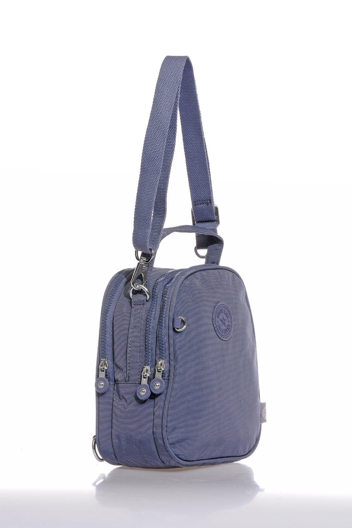 Smart Bags Smb3063-0089 Füme Kadın Sırt Çantası
