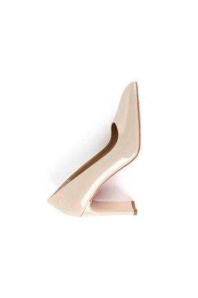 Oblavion Petra Bej Topuklu Ayakkabı 3
