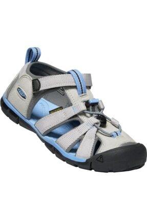 Keen Seacamp Iı Cnx Genç Sandalet Gri/mavi 0
