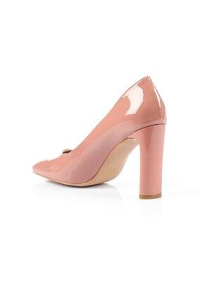 Oblavion Petra Karamel Topuklu Ayakkabı 2