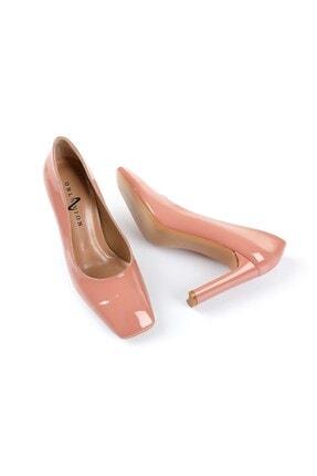 Oblavion Petra Karamel Topuklu Ayakkabı 4