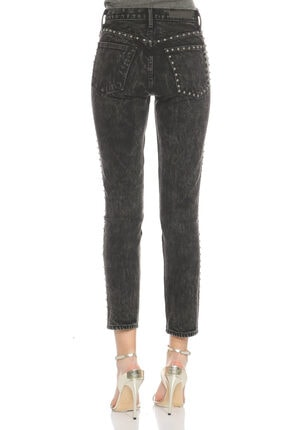 Grlfrnd Siyah Jean Pantolon 3