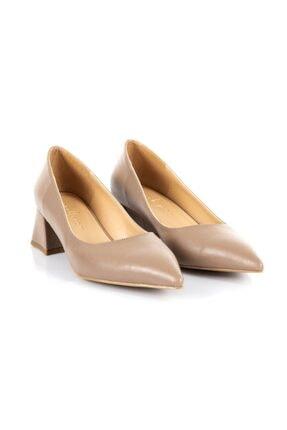 Oblavion Garcia Nude Topuklu Ayakkabı 3