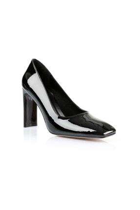 Oblavion Petra Siyah Topuklu Ayakkabı 1