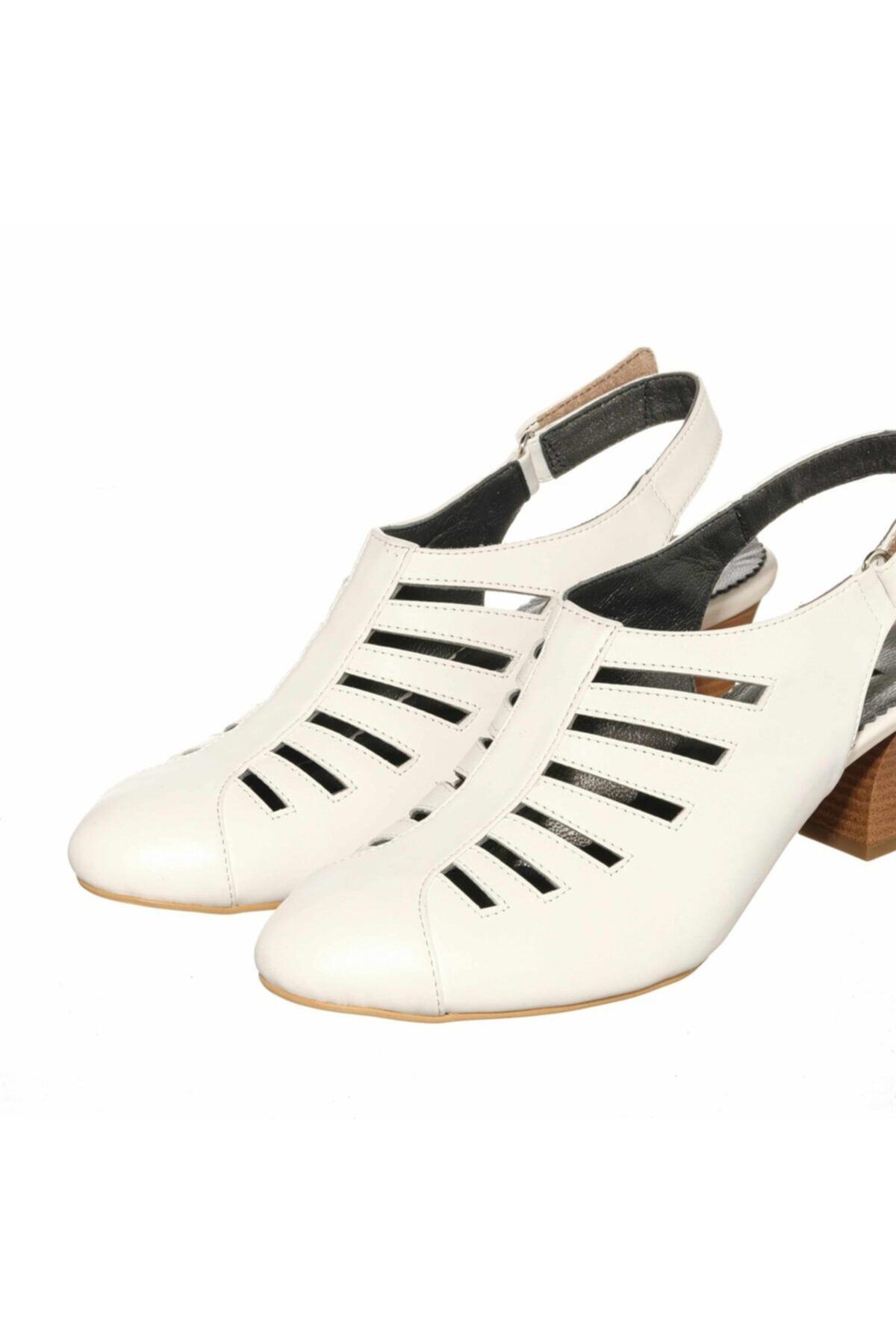 İriadam Kdr1841 Beyaz Büyük Numara Ayakkabı Özel Seri Rahat Kalıp Yeni Model