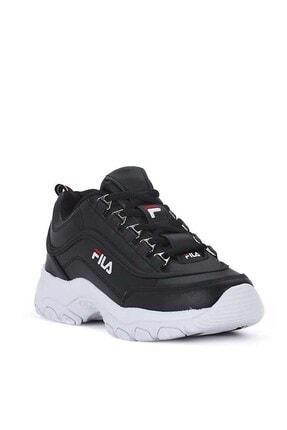 Fila Strada Low Wmn Kadın Günlük Spor Ayakkabı 1010560_25yblack 2