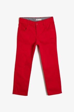 Koton Koton Erkek Çocuk Cep Detaylı Pantolon 0ykb46219ow 1