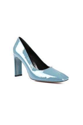 Oblavion Petra Indigo Mavi Topuklu Ayakkabı 1