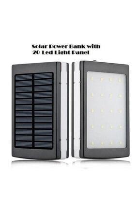 Mobitell 18000 Mah Güneş Enerjili Taşınabilir Powerbank 0