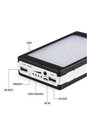 Mobitell 18000 Mah Güneş Enerjili Taşınabilir Powerbank 4