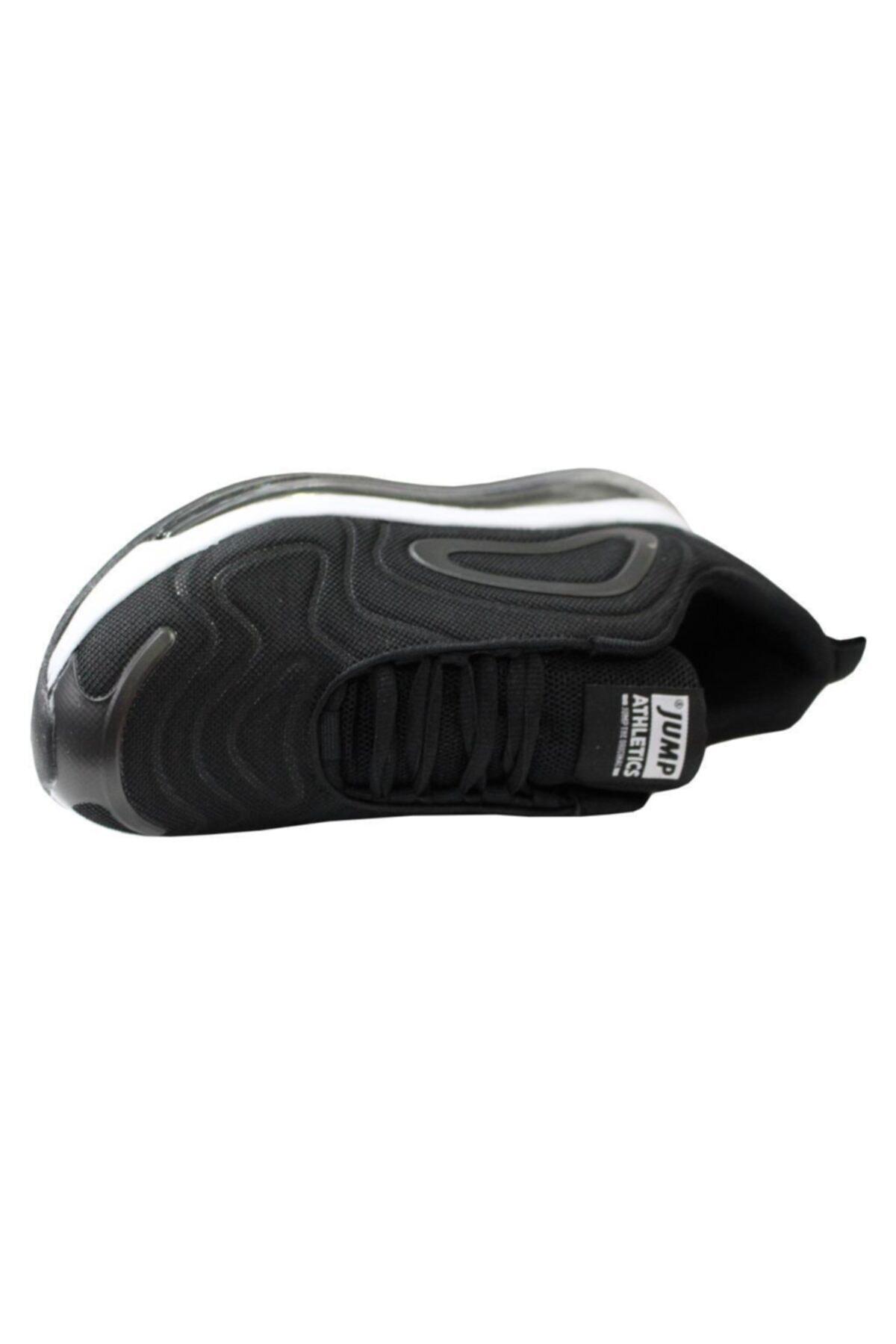 Jump 24660 Siyah Anatomik (40-45) Günlük Erkek Spor Ayakkabı
