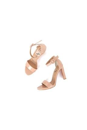 Oblavion Carmen Nude Topuklu Ayakkabı 4