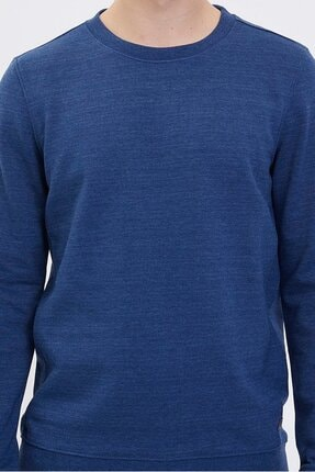 Loft Erkek Regular Fit Lacivert Sweatshirt Lf2012923 3