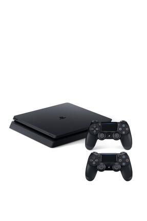 Sony Playstation 4 Slim 1 Tb - Türkçe Menü + 2. Ps4 Kol 1
