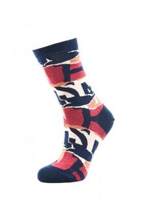 Style Kadın Pamuklu Soket Çorabı | Sb4788 0