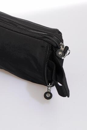 Smart Bags Smb3062-0001 Siyah Kadın Bel Ve Çapraz Çanta 3