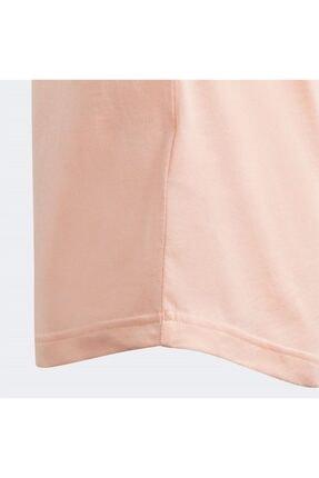 adidas JG BOS GRAPH Pembe Kız Çocuk T-Shirt 101118152 4