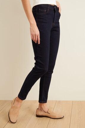 adL Kadın Lacivert Skinny Jean Pantolon 15339444000 3