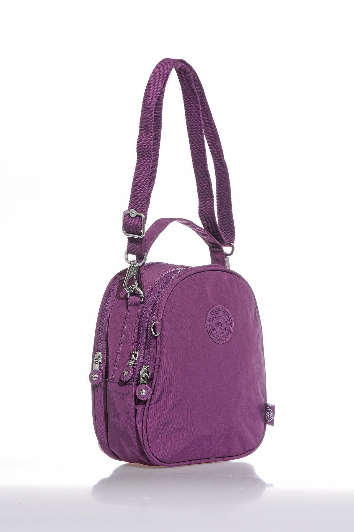 Smart Bags Smb3063-0027 Mor Kadın Sırt Çantası