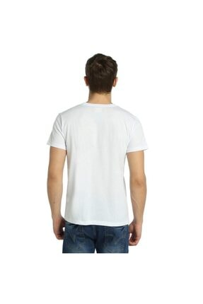 Bant Giyim - Uzumaki Naruto Beyaz Erkek T-shirt Tişört 3